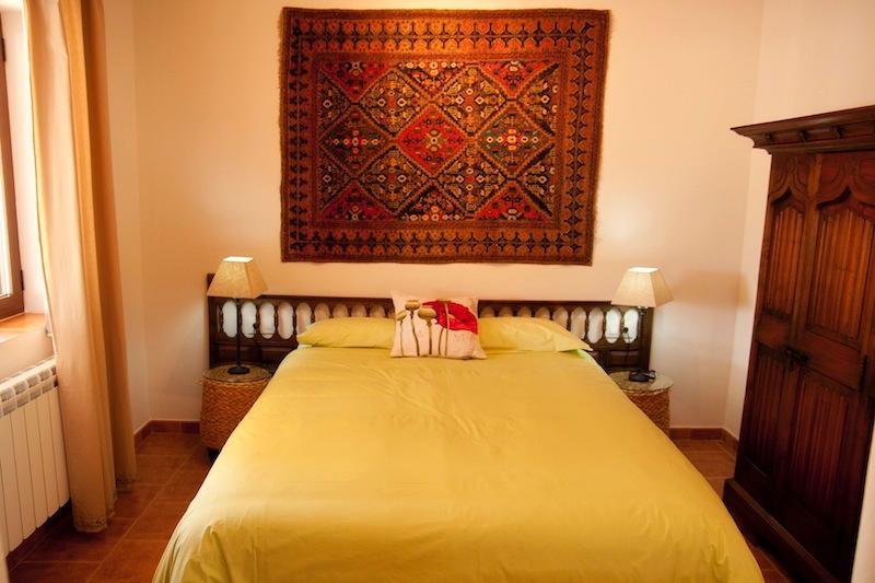 Apartamento Castellano, dormitorio - Bedroom - Schlaffzimmer