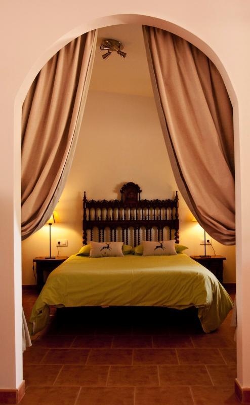Apartamento Cazador, dormitorio - Bedroom - Schlaffzimmer