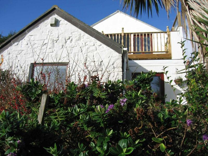 Bayview Cottage with great sea views of the Bay & St Michael Mount.