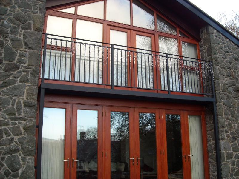 Front aspect Mair Y Coed