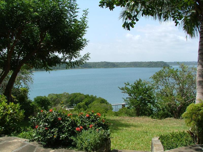 View of Kilifi Creek from Villa Baumontia