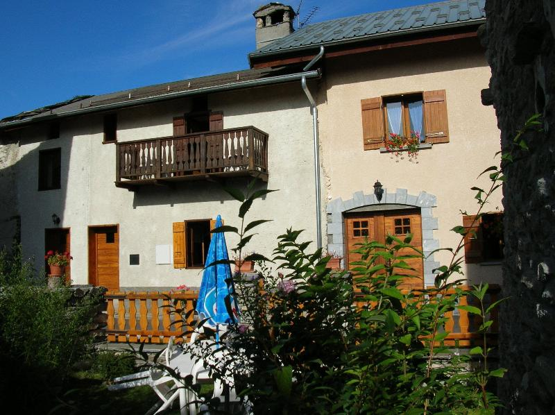 Location du Passant, holiday rental in Bramans