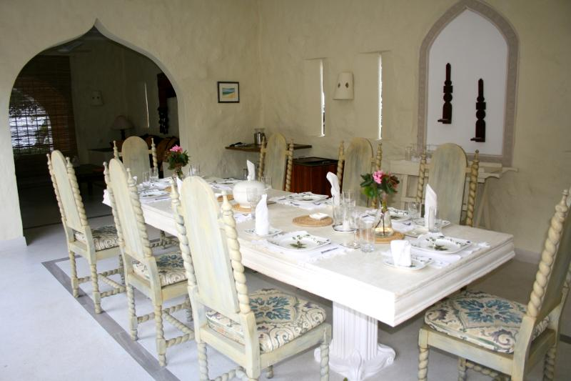 Dining area - perfect for entertaining