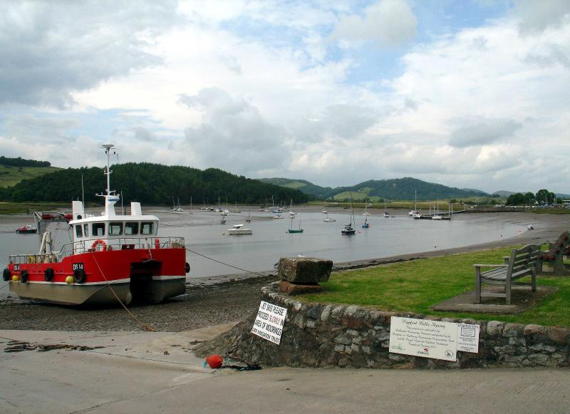 another view of kippford