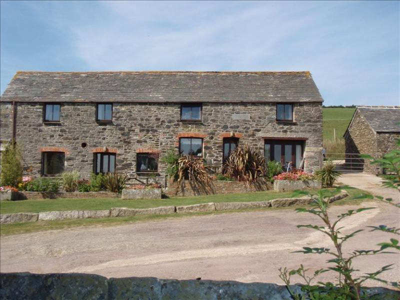 Trentinney Farm, The Haywain, Ferienwohnung in Port Isaac