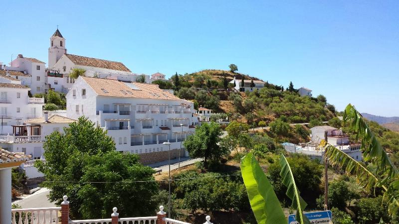 Sedella - closest village