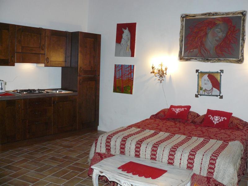 Monolocale a Capena, casa vacanza a Riano