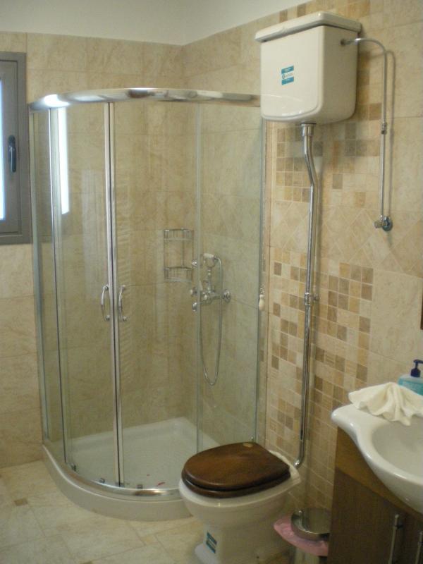 Bathroom 3 - Toilet and shower room serving bedrooms 3 & 4