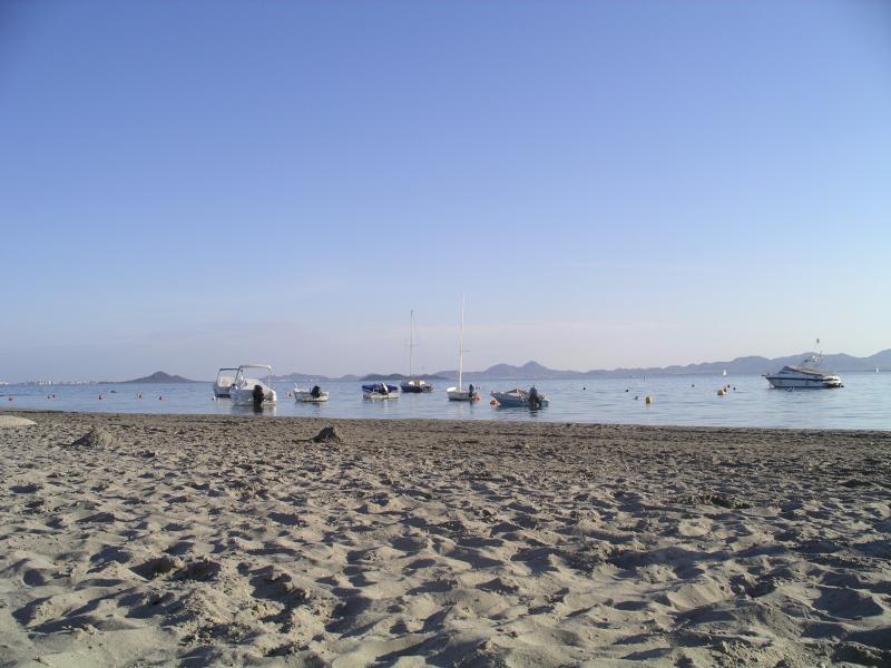 Los Alzares Beach