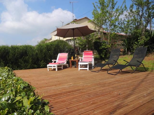 Relax on the decking ...new for 2014!!