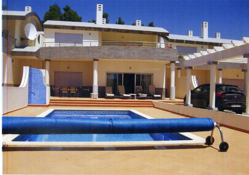 Villa and private swimming pool