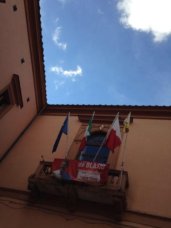 Sant'Agata de' Goti: il paese di De Blasio