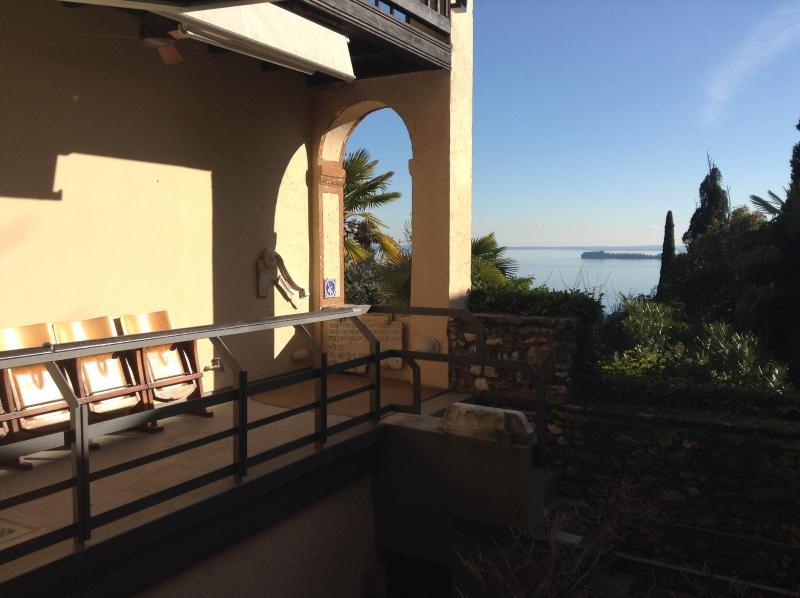 Villa Glicine view
