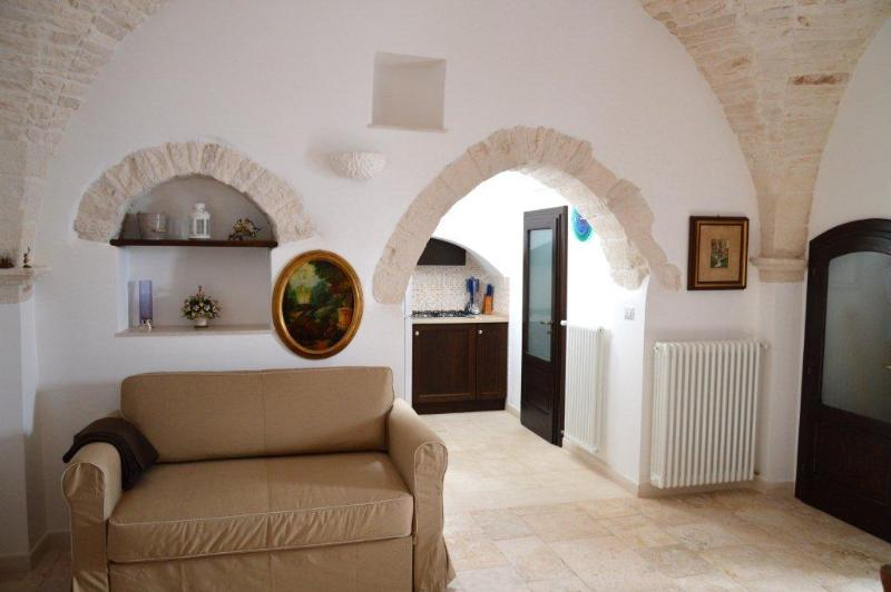 Trulli Casa Alberobello, vacation rental in Coreggia