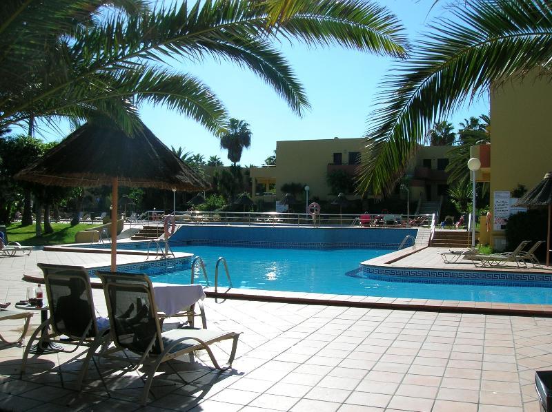 Atlantic Garden pool