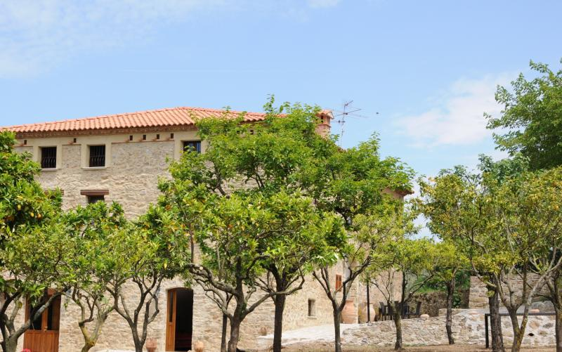 Casale Solearancio-Moro appartamento, vacation rental in Novi Velia