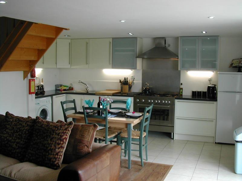Large Kitchen Area