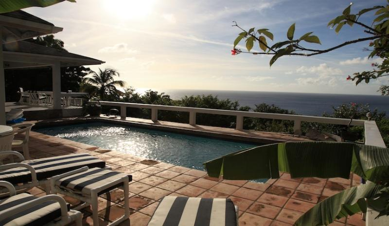 Crows Nest Villa - Montserrat, holiday rental in Montserrat
