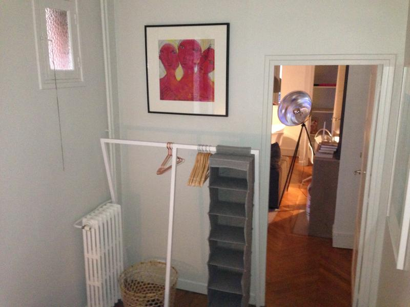 storage in bedroom