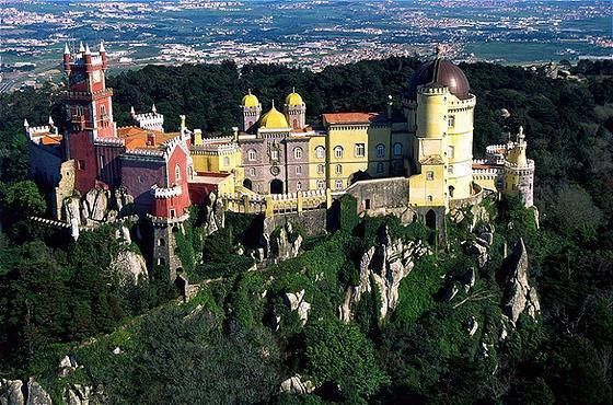 Palais de Pena, le joyau de Sintra