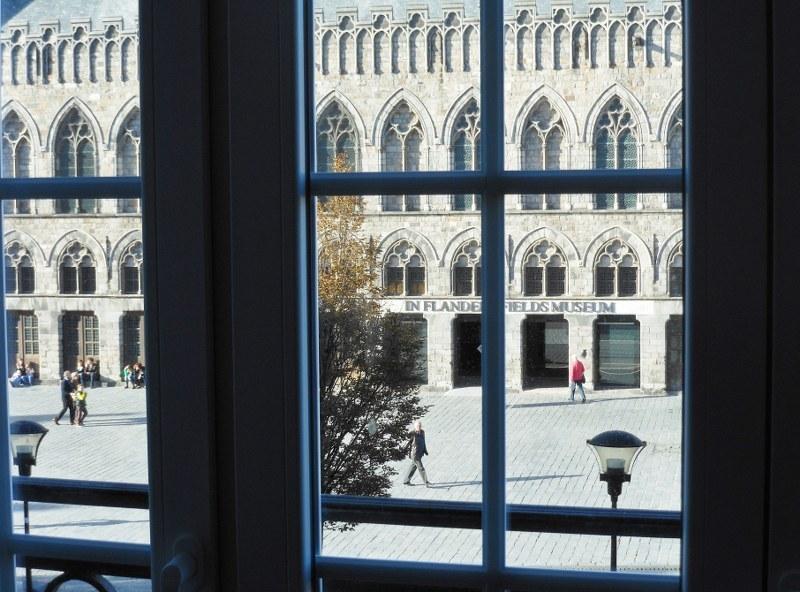 Ver os no Museu campos de Flandres