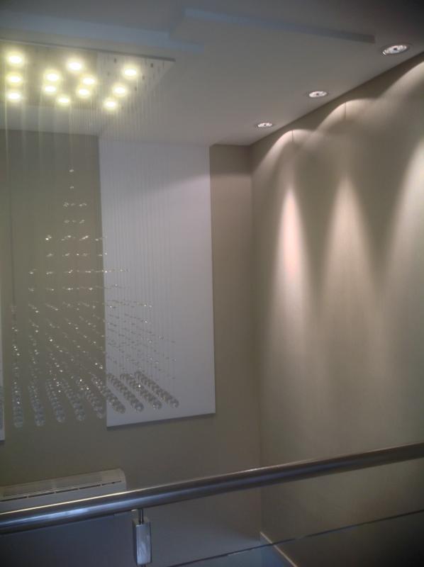 Upper mezzanine.