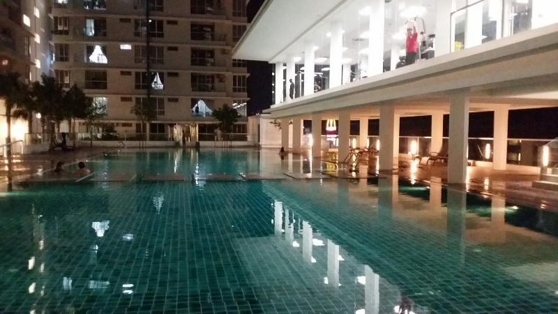 Swimming pool & gym for your usage