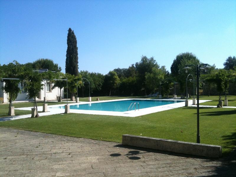 Appartamento nel Salento -Tenuta S.Andrea- Galline, casa vacanza a Sanarica