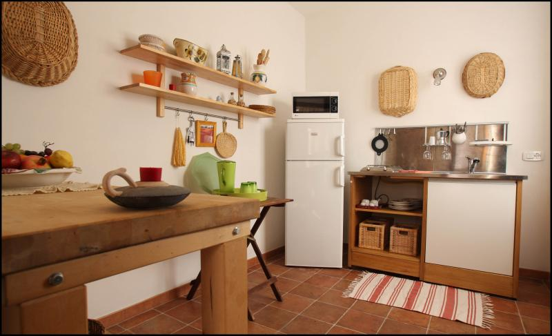 Licosa apartment kitchen