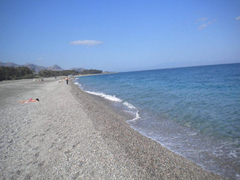 spiaggia marina di cottone