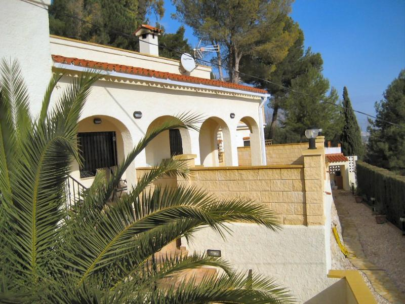 AdorVillaSpain, holiday rental in Vall de Gallinera