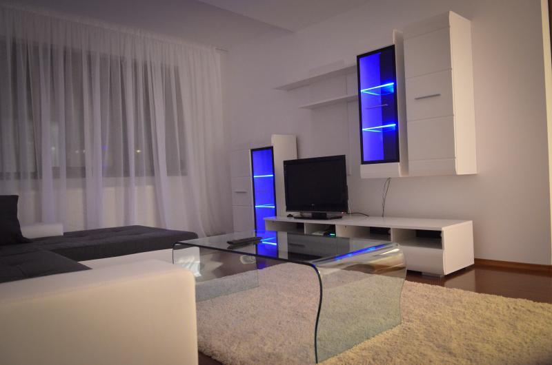 Luxury Apartment Aristide 9, holiday rental in Pantelimon