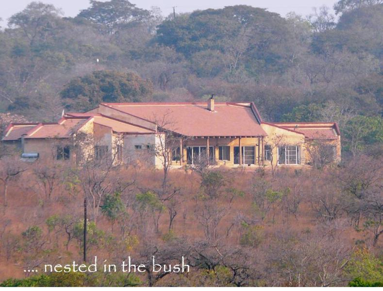 Nested in leopard hills … commune with Nature