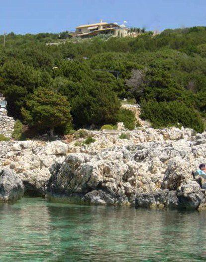 La villa de la plage de Alaties