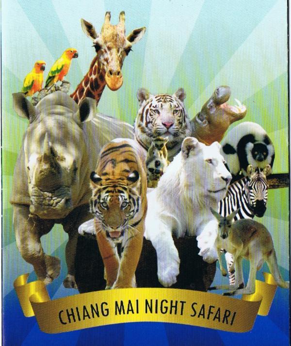 Close to Chiang Mai Night Safari