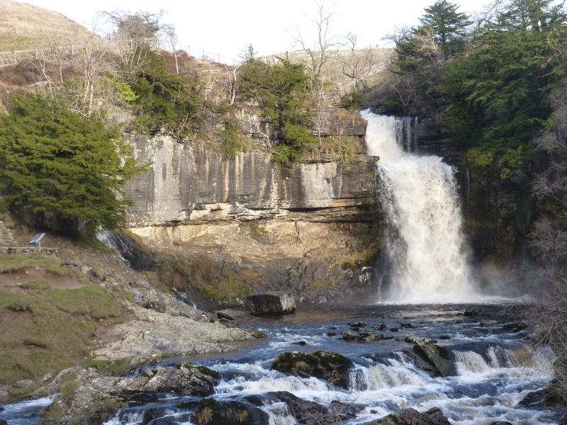 Thornton Force on Ingleton Waterfall Trail