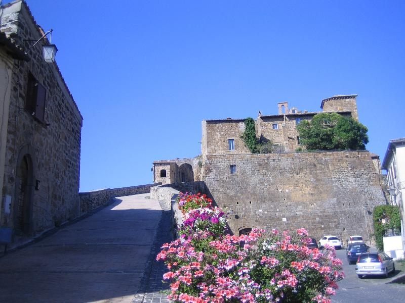 casa tipica in paese del 1000, holiday rental in Viterbo