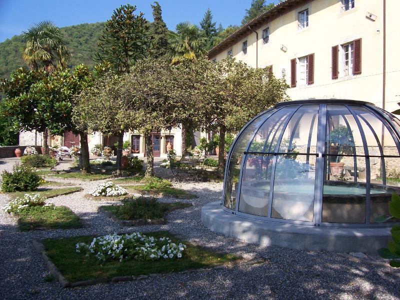 Villa Raffaelli – semesterbostad i Fosciandora