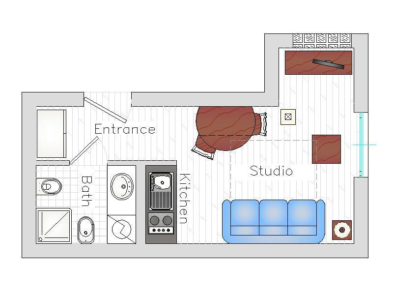 Studio's plan