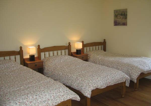 Bedroom 1 Ty Nant