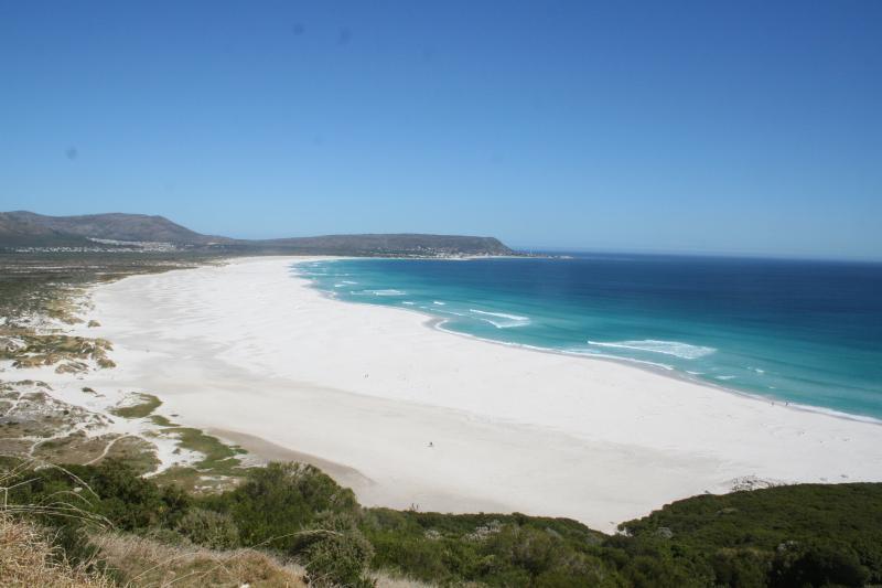 Beautiful Noordhoek Beach