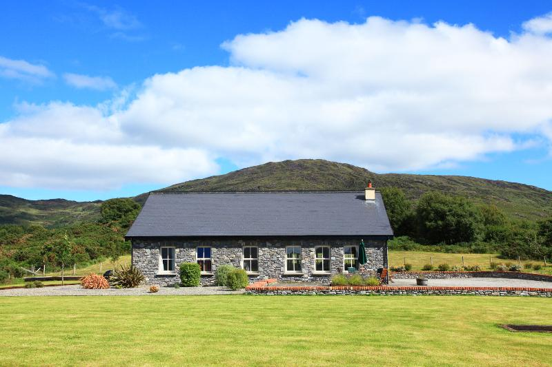 Mountain side location overlooking Kenmare Bay