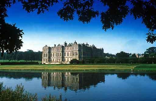Longleat House y el parque de Safari, una atracción maravillosa para toda la familia, de sólo media hora