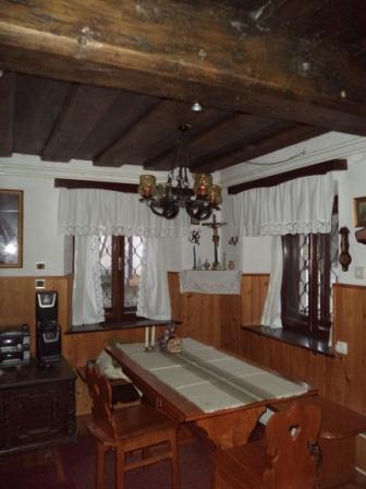 Techo de madera original rennaissance