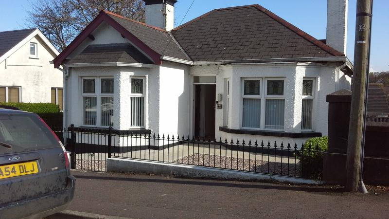 'Number Seven' seaside cottage,Ballycast, holiday rental in County Antrim