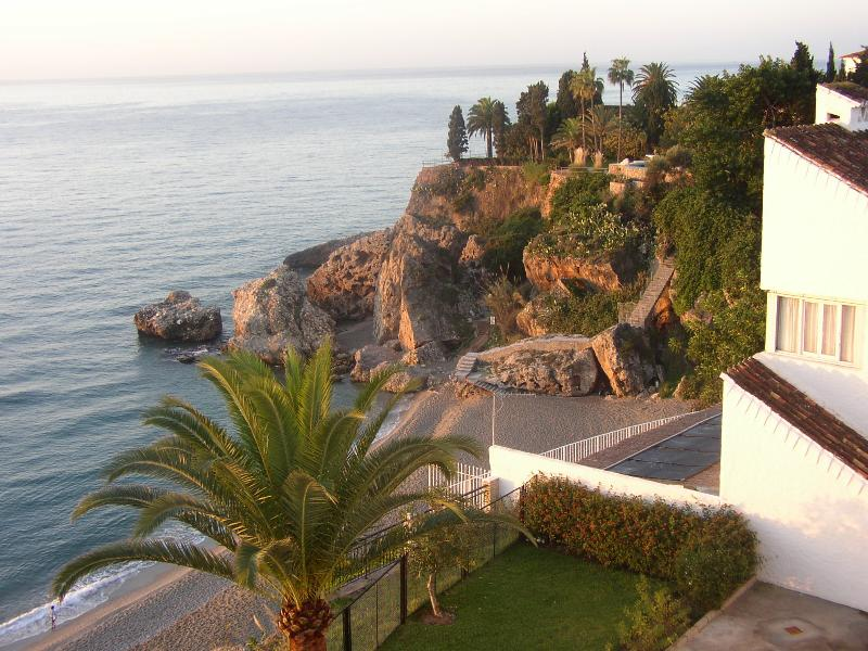 Stunning beachfront penthouse with views across Mediterranean Sea and Burriana Beach