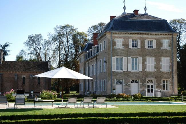 Chateau de Varennes, vacation rental in Navilly