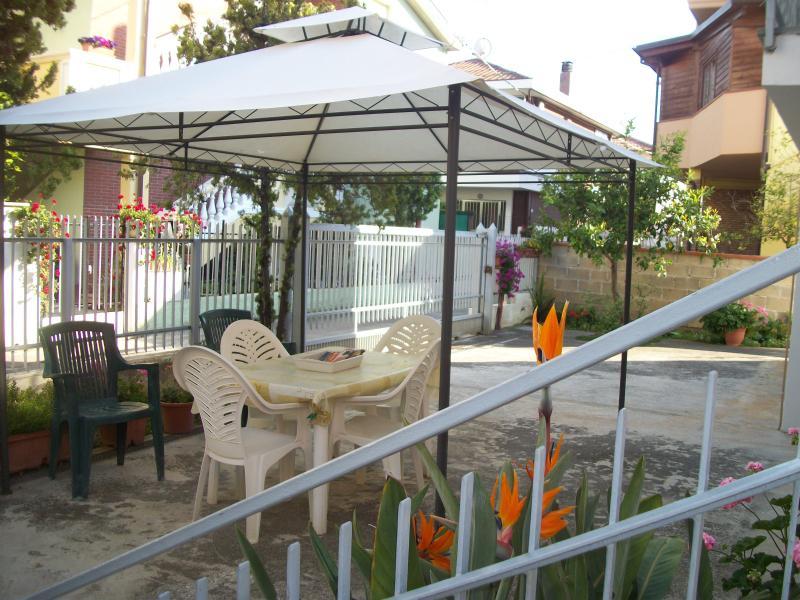 Abruzzo mare Appartamento in villa................, location de vacances à Province of Pescara