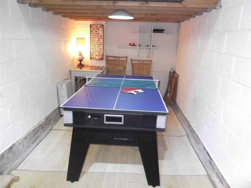 Games Room - Table Tennis, Air Hockey, Pool  Darts for Mole End and The Birds Nest's Guests.