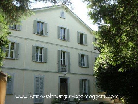 VILLA CARDANO : www.ferienwohnungen-lagomaggiore.com
